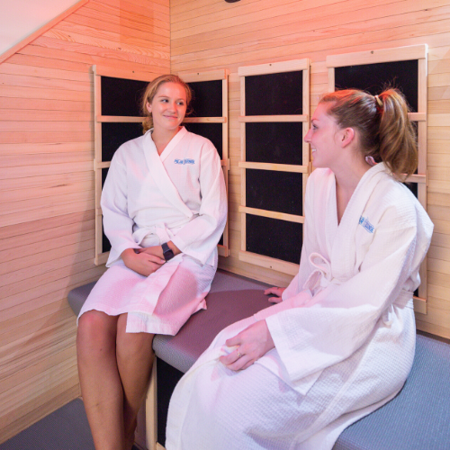 polar lounge-sauna